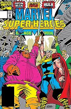 Marvel Super Heroes (1990-1993) #15