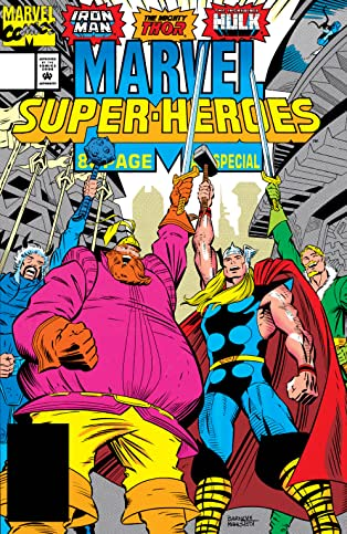 Marvel Super Heroes (1990-1993) #15