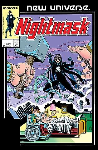Nightmask (1986-1987) #1