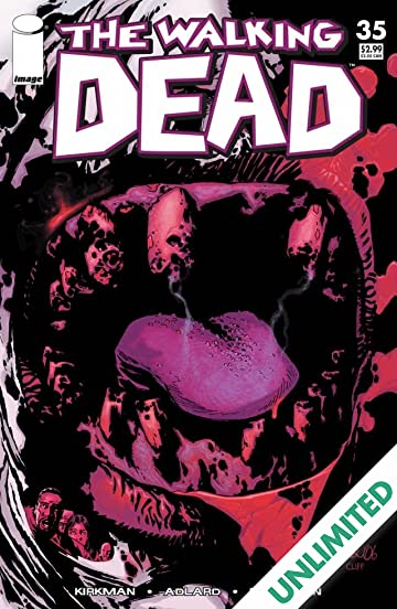 The Walking Dead #35
