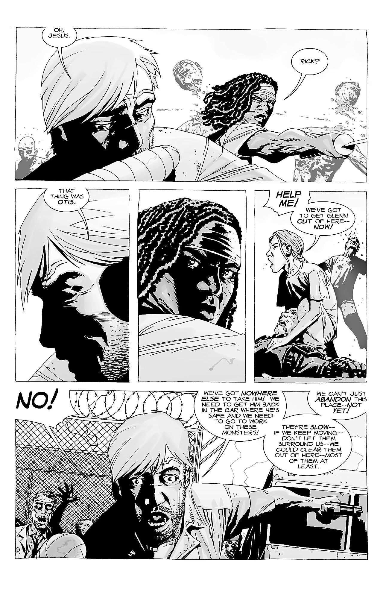 The Walking Dead #35