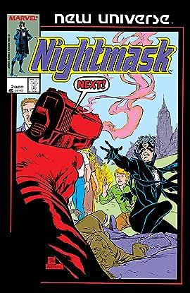 Nightmask (1986-1987) #2