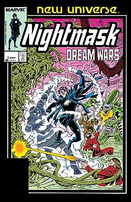 Nightmask (1986-1987) #3