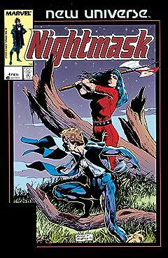 Nightmask (1986-1987) #4