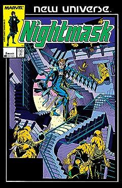 Nightmask (1986-1987) #5