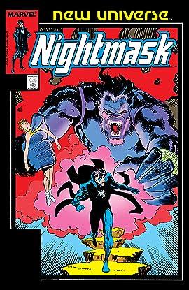 Nightmask (1986-1987) #6