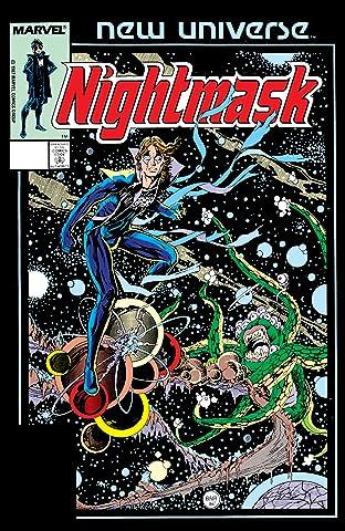Nightmask (1986-1987) #7