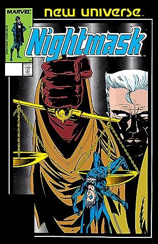 Nightmask (1986-1987) #8