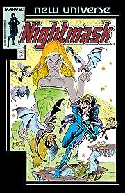 Nightmask (1986-1987) #9
