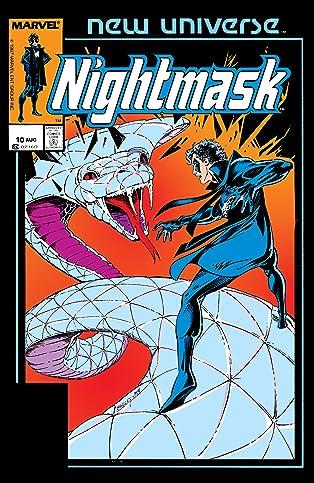 Nightmask (1986-1987) #10