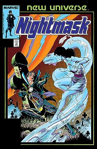 Nightmask (1986-1987) #11