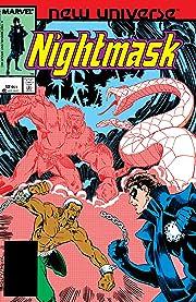 Nightmask (1986-1987) #12