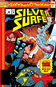 Silver Surfer (1987-1998) #86