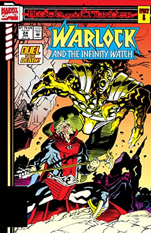 Warlock and the Infinity Watch (1992-1995) #24