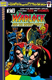 Warlock and the Infinity Watch (1992-1995) #25