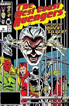 Avengers West Coast (1985-1994) #34