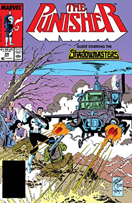 The Punisher (1987-1995) #24