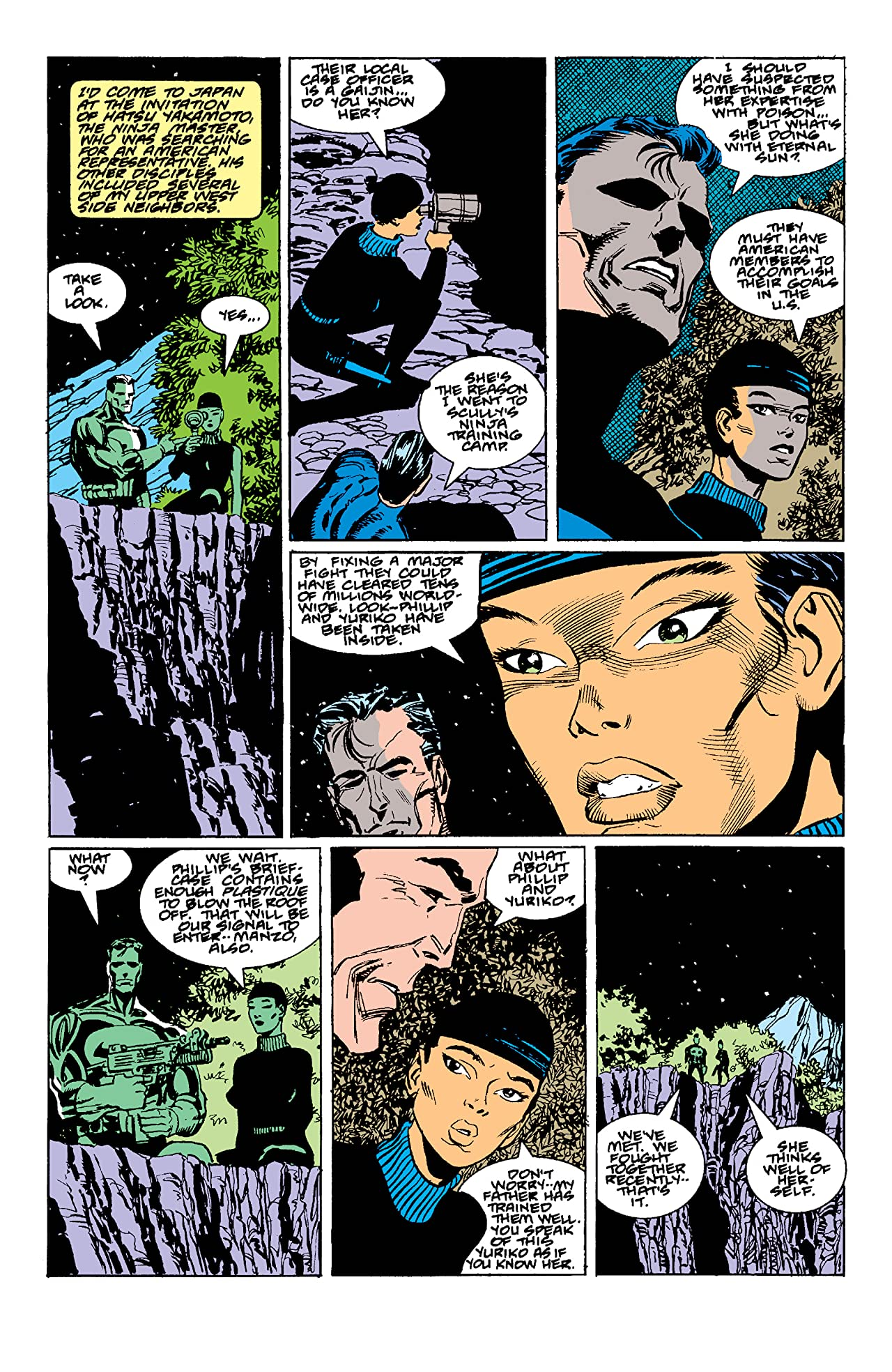 The Punisher (1987-1995) #25