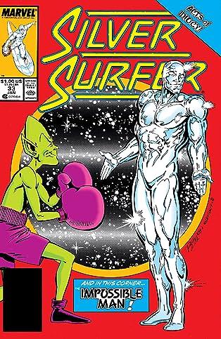 Silver Surfer (1987-1998) #33
