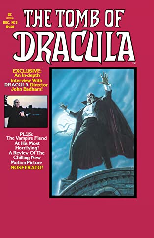 The Tomb of Dracula (1979-1980) #2