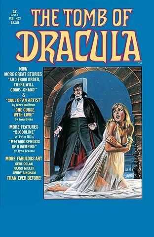 The Tomb of Dracula (1979-1980) No.3