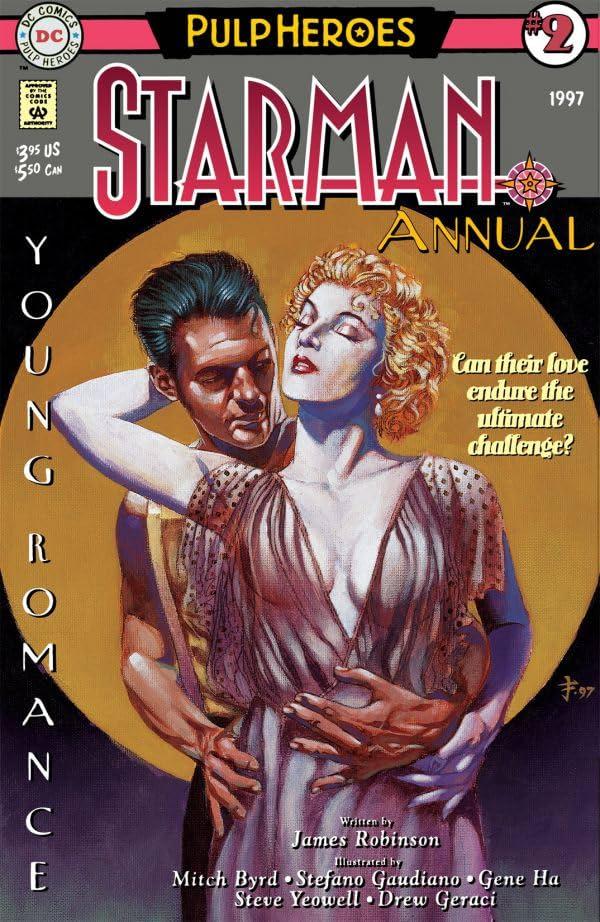 Starman (1994-2001): Annual #2