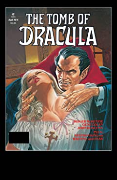 The Tomb of Dracula (1979-1980) #4