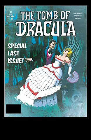 The Tomb of Dracula (1979-1980) #6