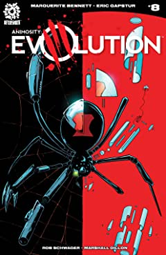 Animosity: Evolution #8