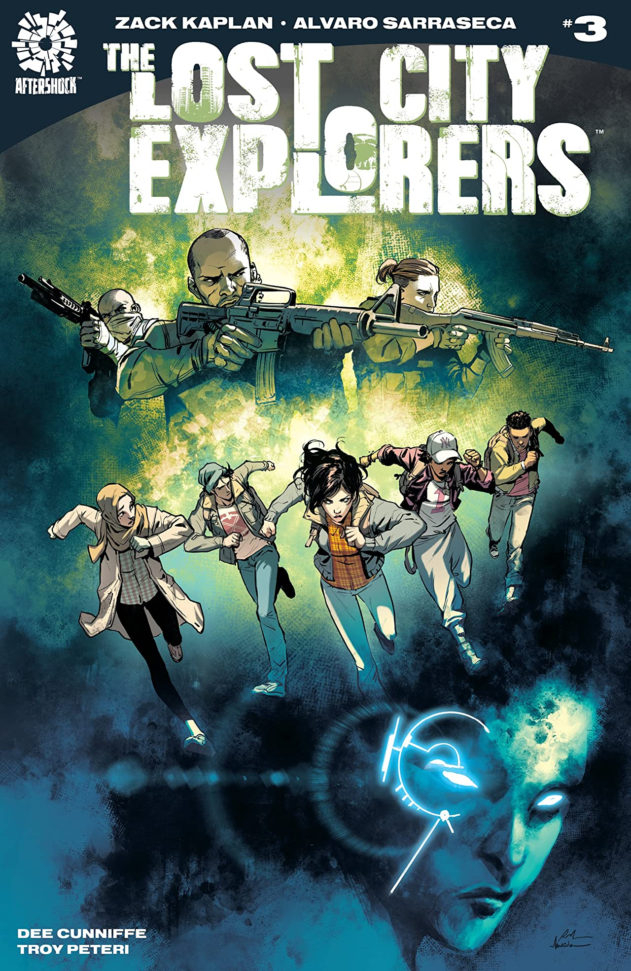 The Lost City Explorers #3
