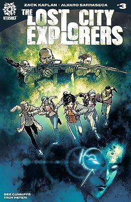 The Lost City Explorers #3