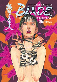 Blade of the Immortal Tome 16: Shortcut