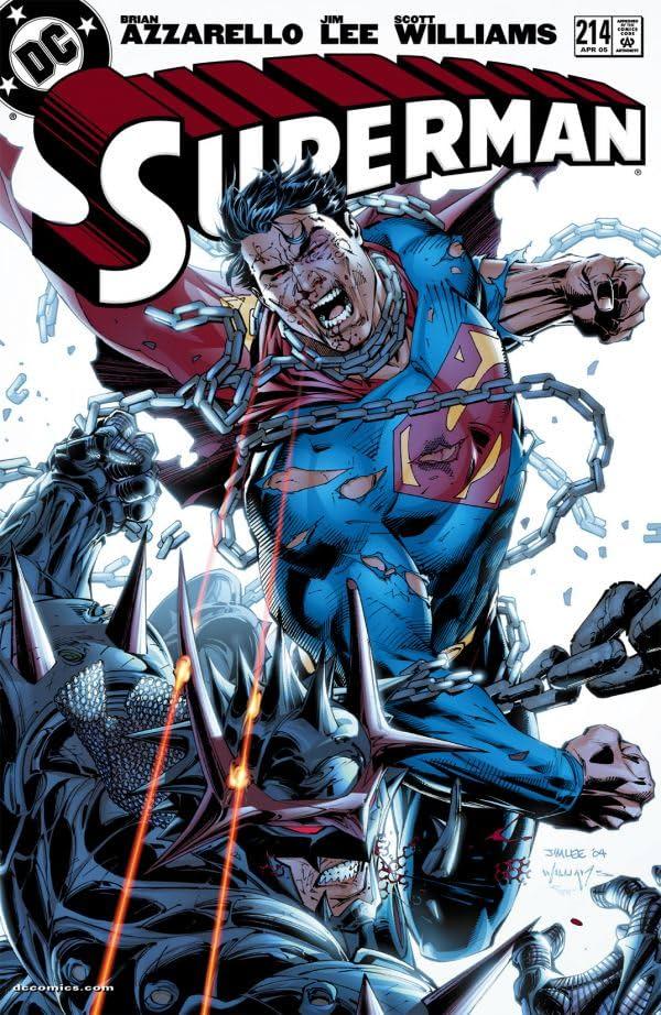 Superman (1987-2006) #214