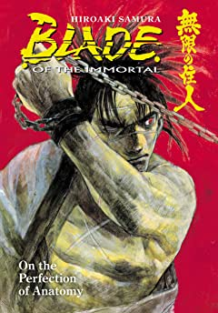 Blade of the Immortal Tome 17: On the Perfection of Anatomy