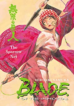 Blade of the Immortal Tome 18: The Sparrow Net