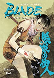 Blade of the Immortal Vol. 19: Badger Hole