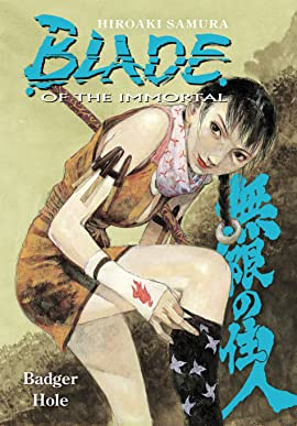 Blade of the Immortal Tome 19: Badger Hole