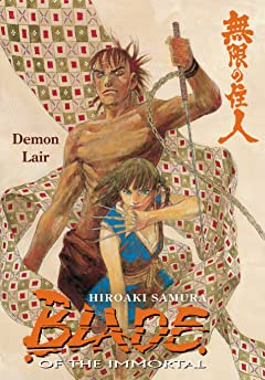 Blade of the Immortal Tome 20: Demon Lair