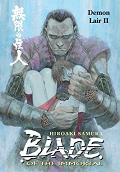 Blade of the Immortal Tome 21: Demon Lair II