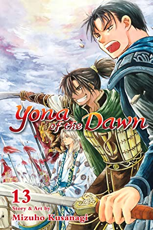 Yona of the Dawn Tome 13