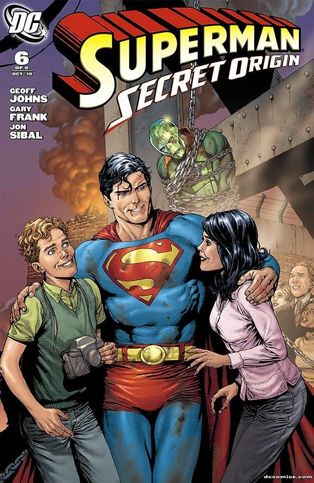 Superman: Secret Origin #6