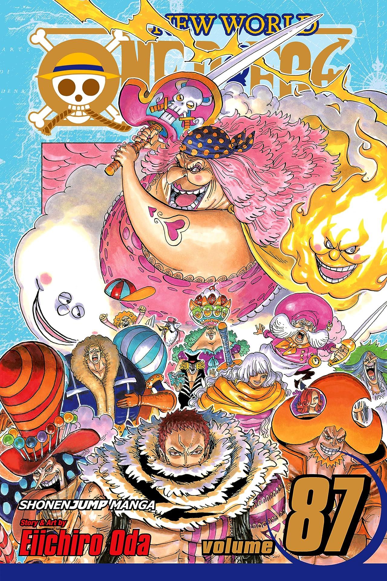 One Piece Vol. 87