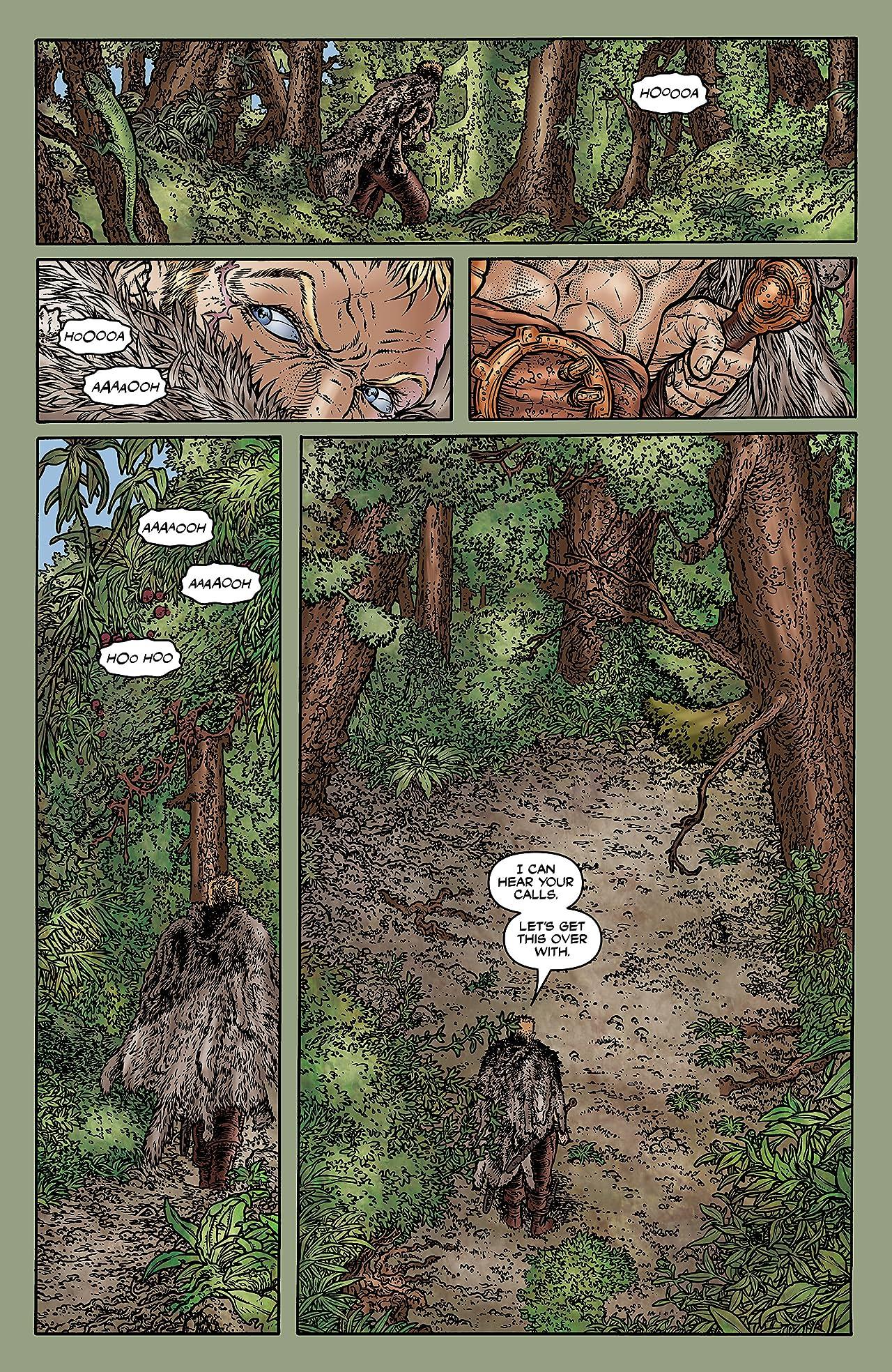 Wolfskin #1 (of 3)