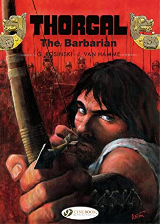 Thorgal Vol. 19: The Barbarian