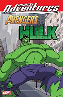Marvel Adventures Avengers: Hulk
