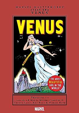 Atlas Era Venus Masterworks Vol. 1