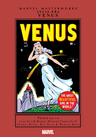 Atlas Era Venus Masterworks Vol. 1