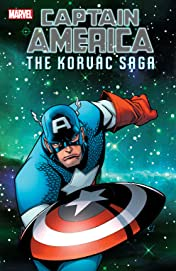 Captain America And The Korvac Saga
