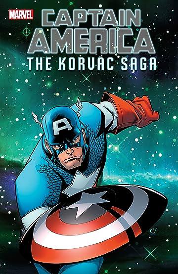 Captain America And The Korvac Saga