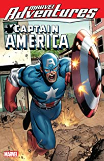 Marvel Adventures Avengers: Captain America